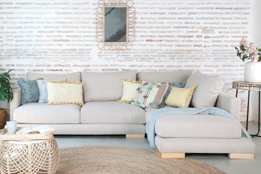 Sofa Nỉ Đẹp Hiện Đại - Sofa Home