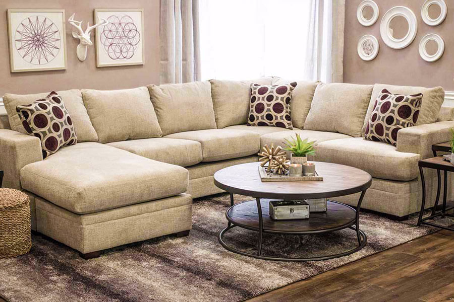 Sofa Phòng Khách Đẹp – Đẳng Cấp