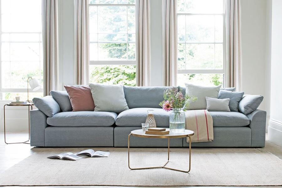 Sofa Phòng Khách Hiện Đại - Cao Cấp Đẹp