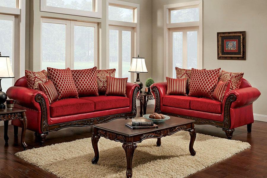 Cách Phối Màu Ghế Sofa