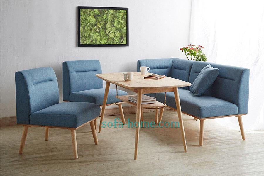 Ghế Sofa Phòng Ăn Hiện Đại Rooney