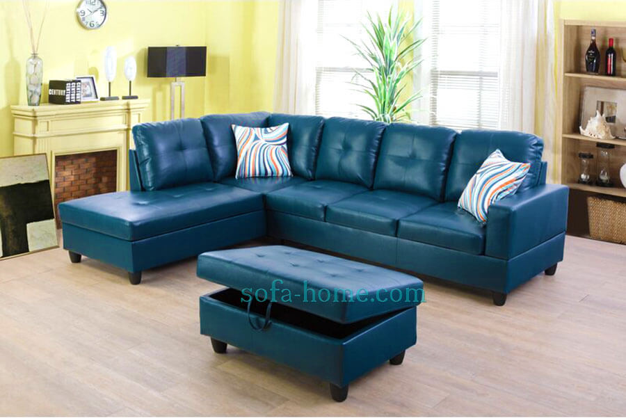 Ghế Sofa Phòng Khách Hiện Đại Wilhelmine