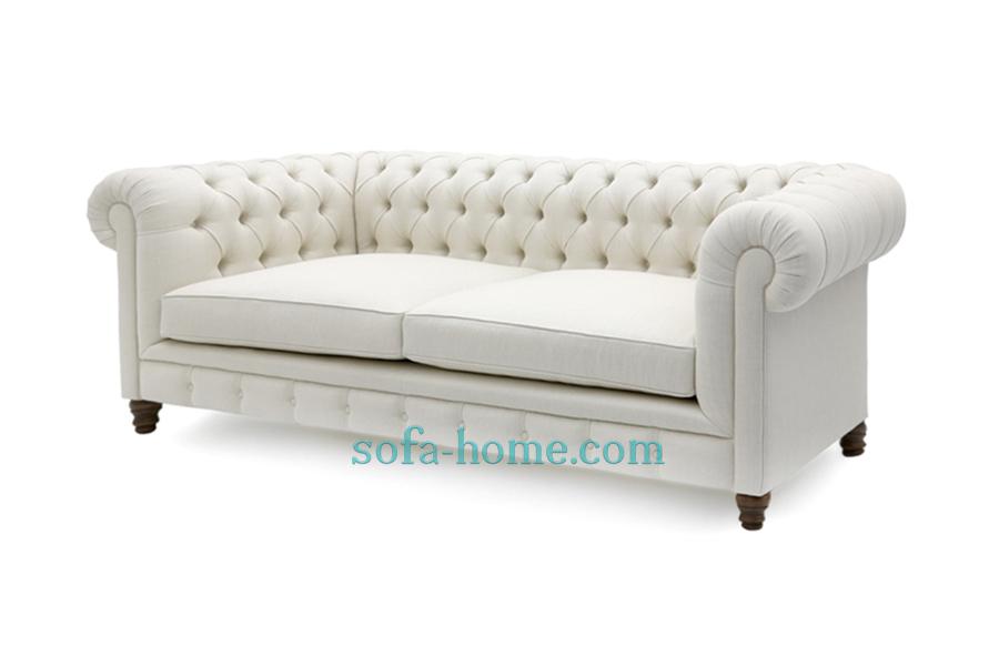 Ghế Sofa Văng Cao Cấp Pure White