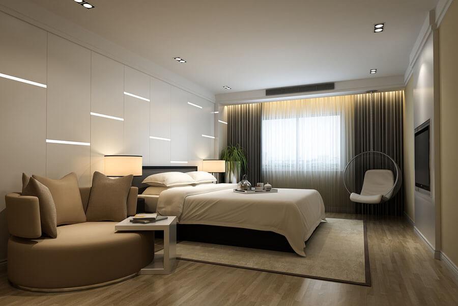 Mẫu Sofa Phòng Ngủ Hiện đại