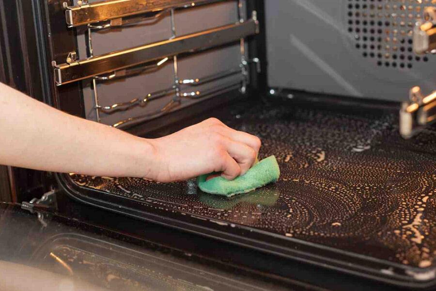 các bước vệ sinh nhà bếp