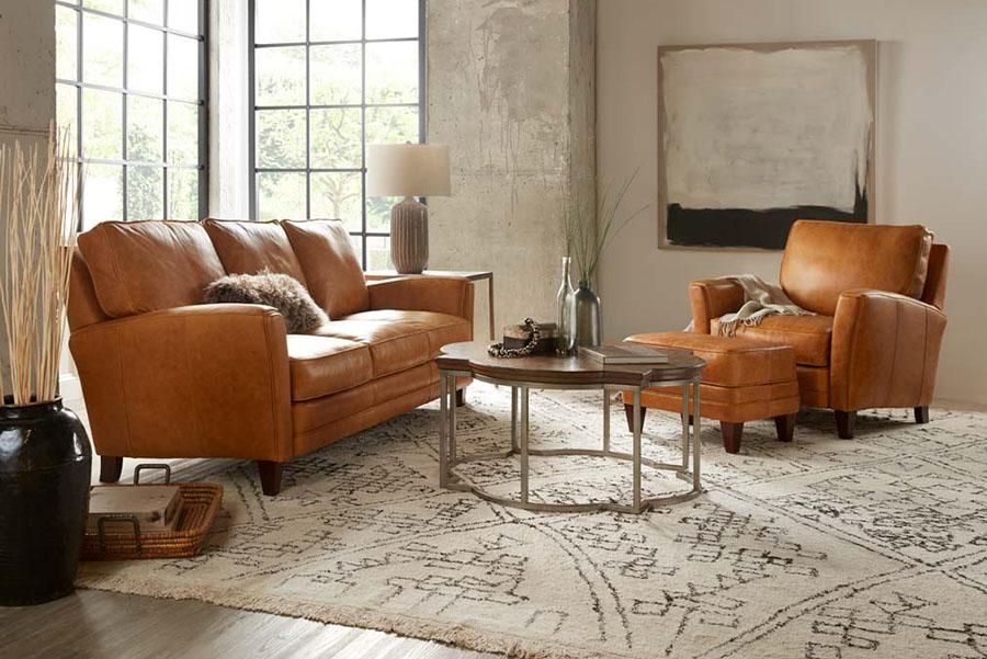 Cách bảo quản ghế sofa da luôn mới