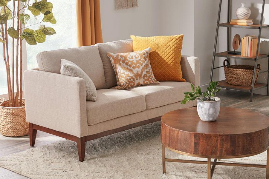 cách chọn màu sofa phòng khách đẹp