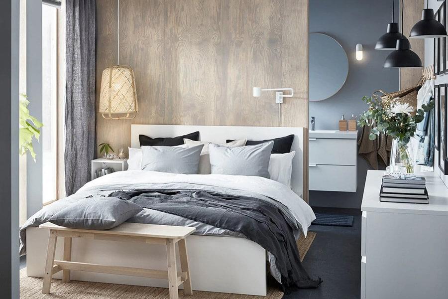 cách chọn và bố trí nội thất phòng ngủ nhỏ