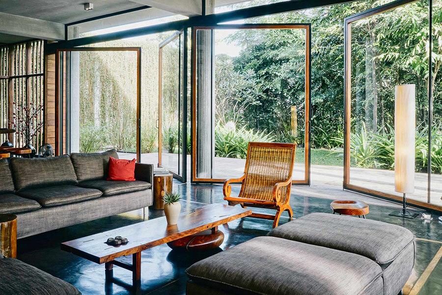 cách trang trí nội thất phòng khách biệt thự
