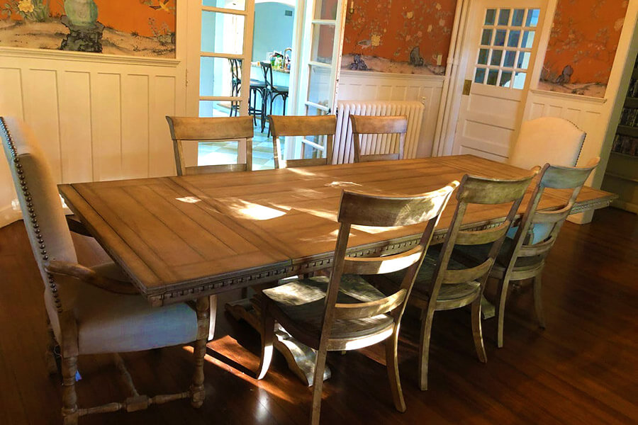 chọn đồ gỗ nội thất thông qua mùi gỗ