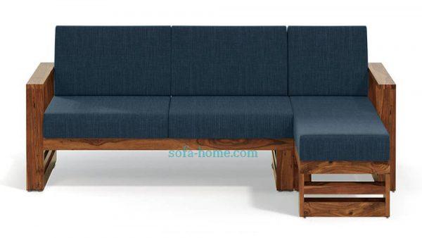 Ghế Sofa Gỗ Nỉ Parsons