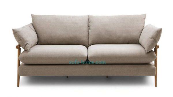 Ghế Sofa Gỗ Nỉ Hoxton
