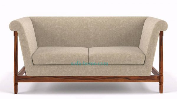 Ghế Sofa Gỗ Nỉ Malabar