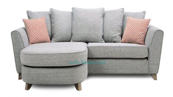 Ghế Sofa Góc Nỉ Pateley