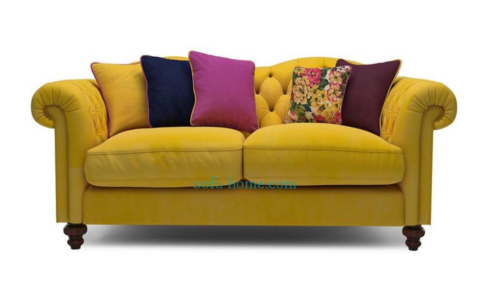 Ghế Sofa Văng Nỉ Windsor