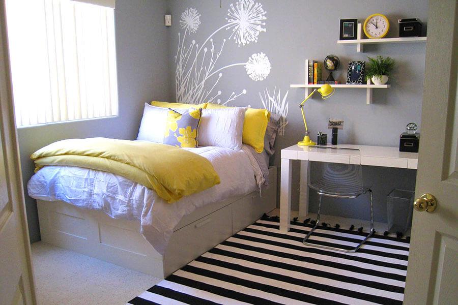 kiểu dáng nội thất phòng ngủ