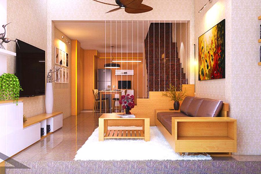lựa chọn sofa cho phòng khách