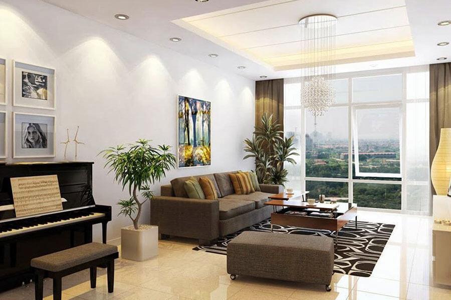 lựa chọn sofa nội thất phòng khách