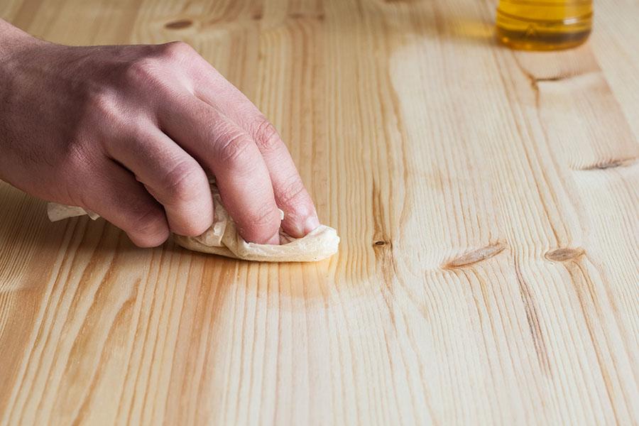cách làm sạch đồ gỗ
