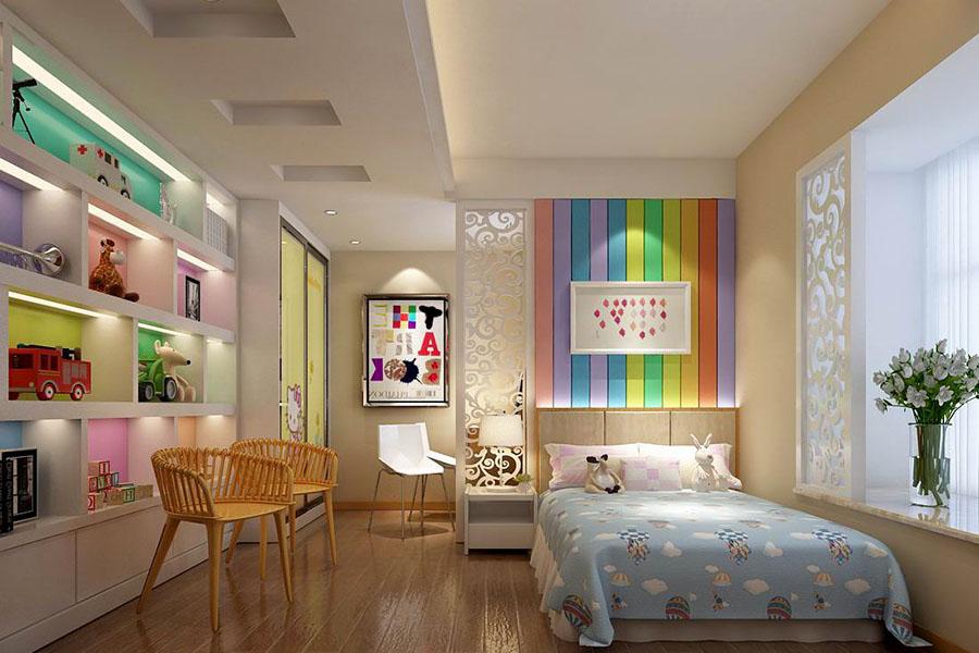 nội thất phòng ngủ cho trẻ