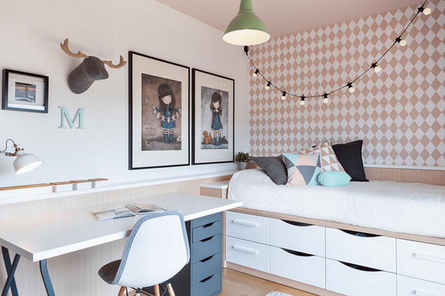 thiết kế phòng ngủ cho trẻ em đẹp