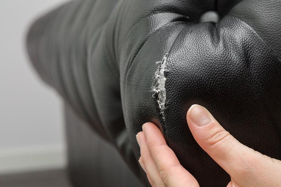 sửa chữa nội thất da tại nhà